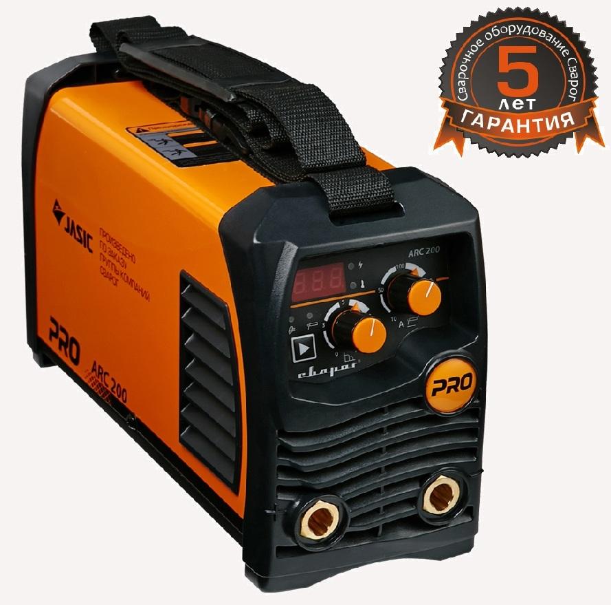 Сварочный аппарат СВАРОГ PRO ARC 200 (Z209S) по самой низкой цене
